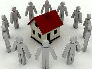 Оформление квартиры в долевую собственность