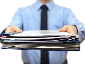Пакет документов для оформления завещания